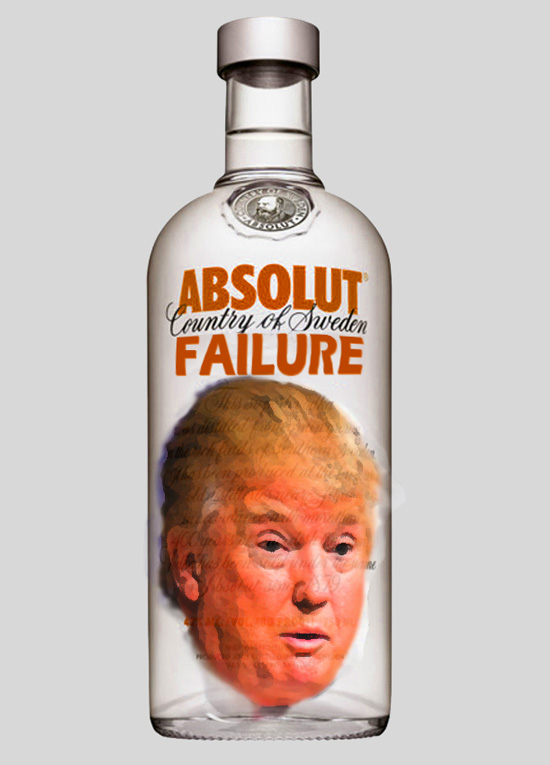 absolute failure trump